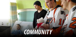 Lehigh Valley Phantoms Community