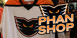 Lehigh Valley Phantoms Team Store
