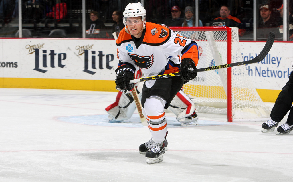 Transaction: All-Star Forward Nick Cousins Recalled by Flyers