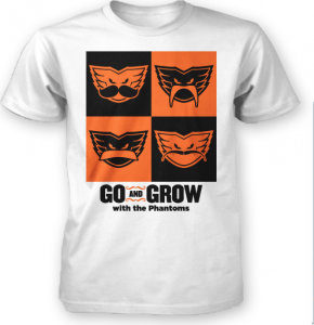 Go and grow Shirt cropped