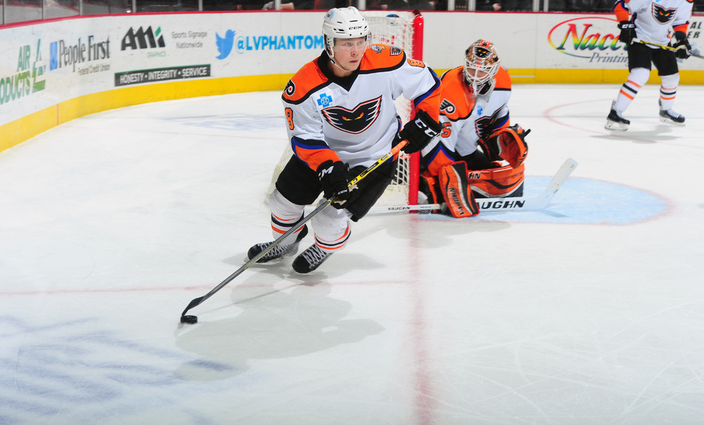 Defenseman Jesper Pettersson Reassigned to Reading Royals