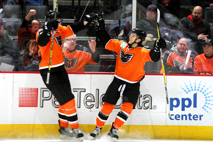Hats Off for Taylor Leier in Blowout Win!