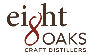 Eight Oaks Craft Distilleries Logo