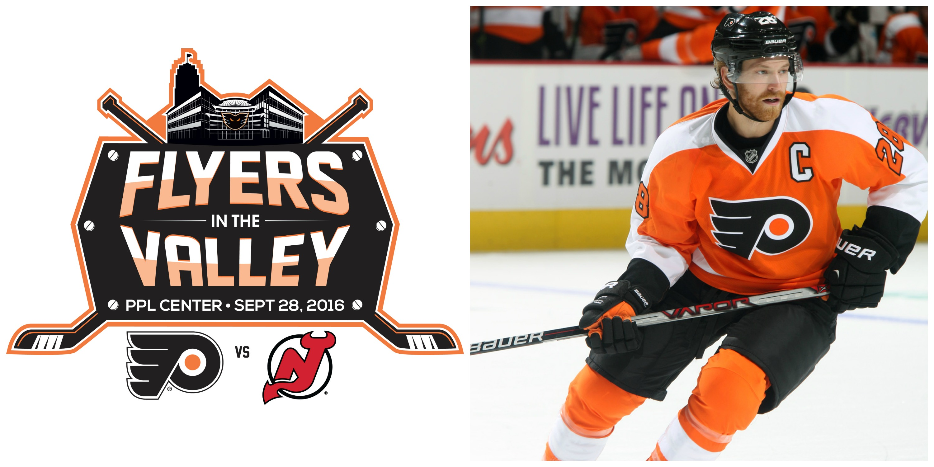 NHL Flyers vs. Devils at PPL Center September 28th