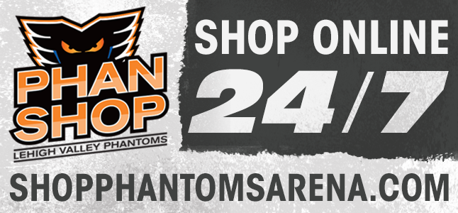Phantoms Gear Available Online!