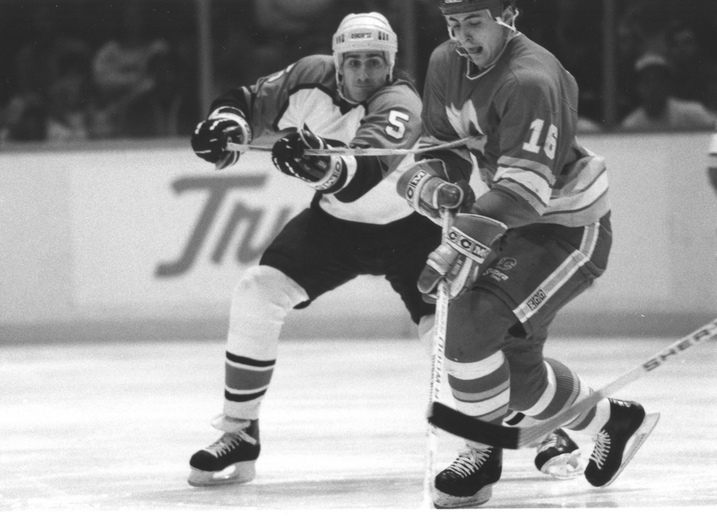 Former NHL Defenseman Kerry Huffman Named Assistant Coach