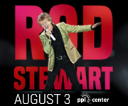 Rod Stewart and Cyndi Lauper PPL Center Allentown