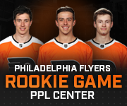 Philadelphia Flyers Rookie Game