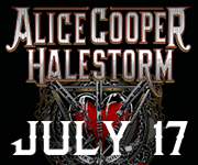 Alice Cooper Coming to PPL Center