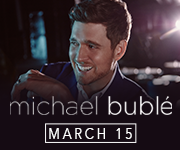 Michael Buble at PPL Center