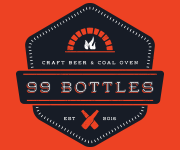 99 Bottles Restaurant Ad