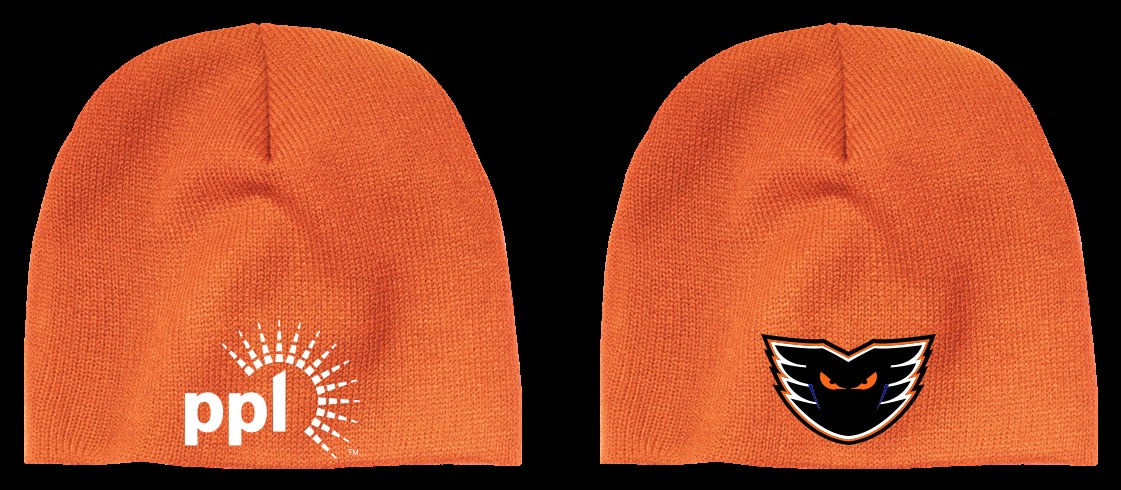 Youth Winter Hat Giveaway - Friday, December 9 @ PPL Center