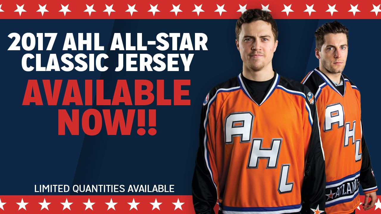 Atlantic Division All-Star Jerseys On Sale Now - Limited Quantities Available