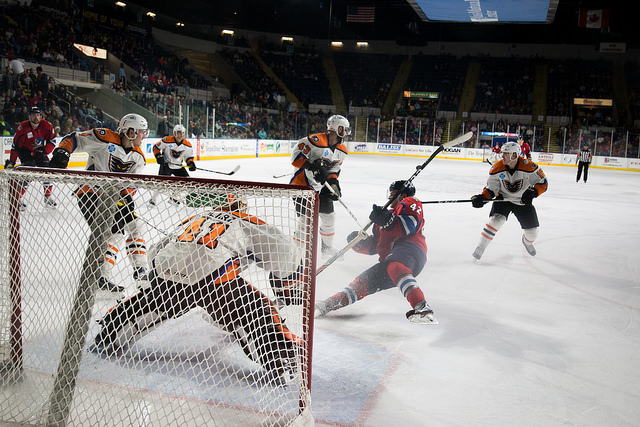 Phantoms Can't Find Comeback Against Thunderbirds This Time