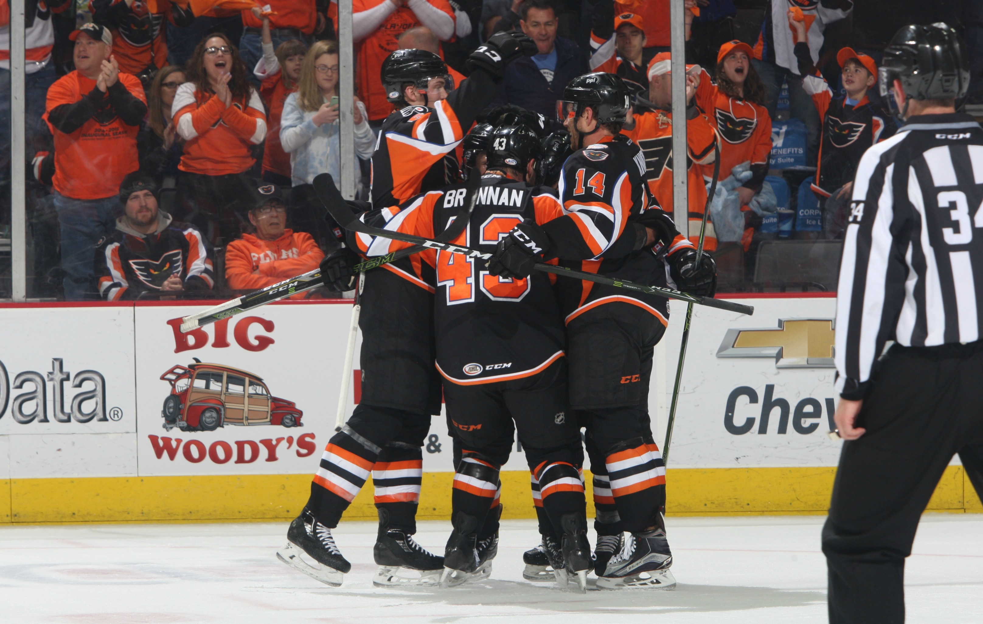 Phantoms Weekly - Division Semifinals Continue Wednesday with Game 3 at Hershey