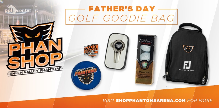 Golf Goodie Bags Available for Father's Day