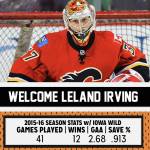 Leland Irving Signs