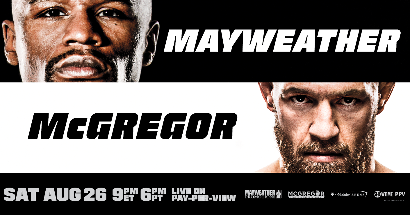 Mayweather-McGregor Viewing Party @ Chickies & Pete's - Saturday, August 26