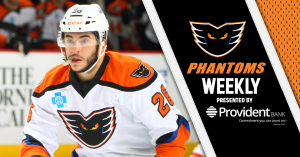 Phantoms Weekly 11-14