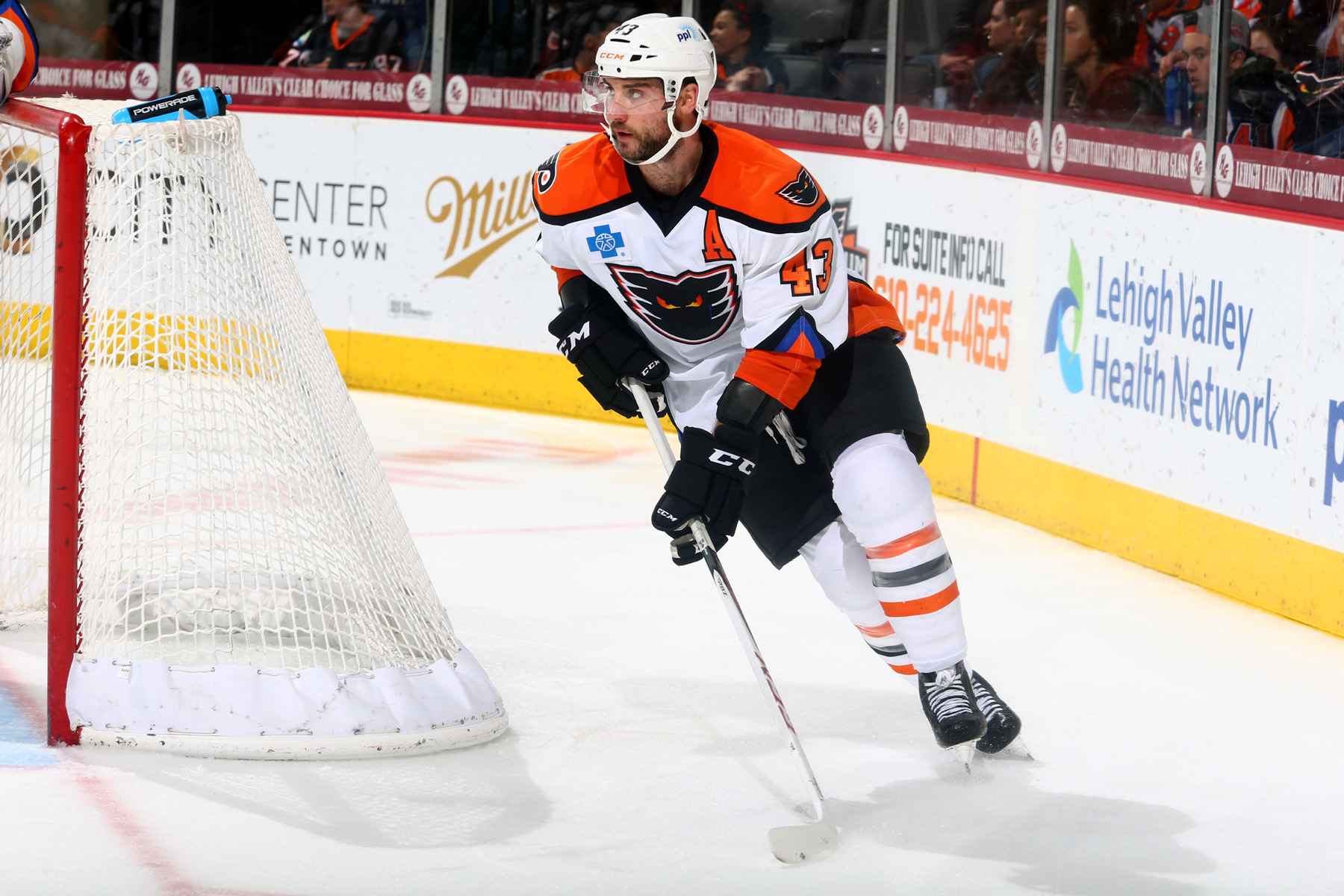 D T.J. Brennan Returned to Lehigh Valley