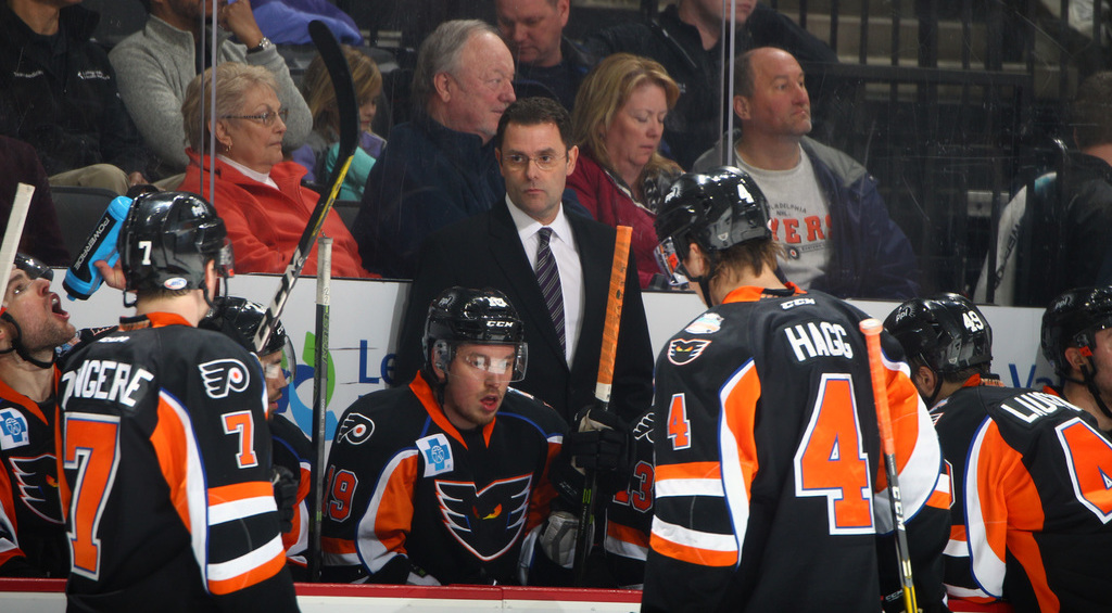 Head Coach Scott Gordon Signed to Contract Extension