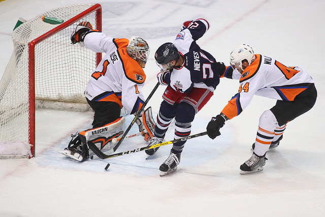 Standings Point for Phantoms Cuts Magic Number to 9