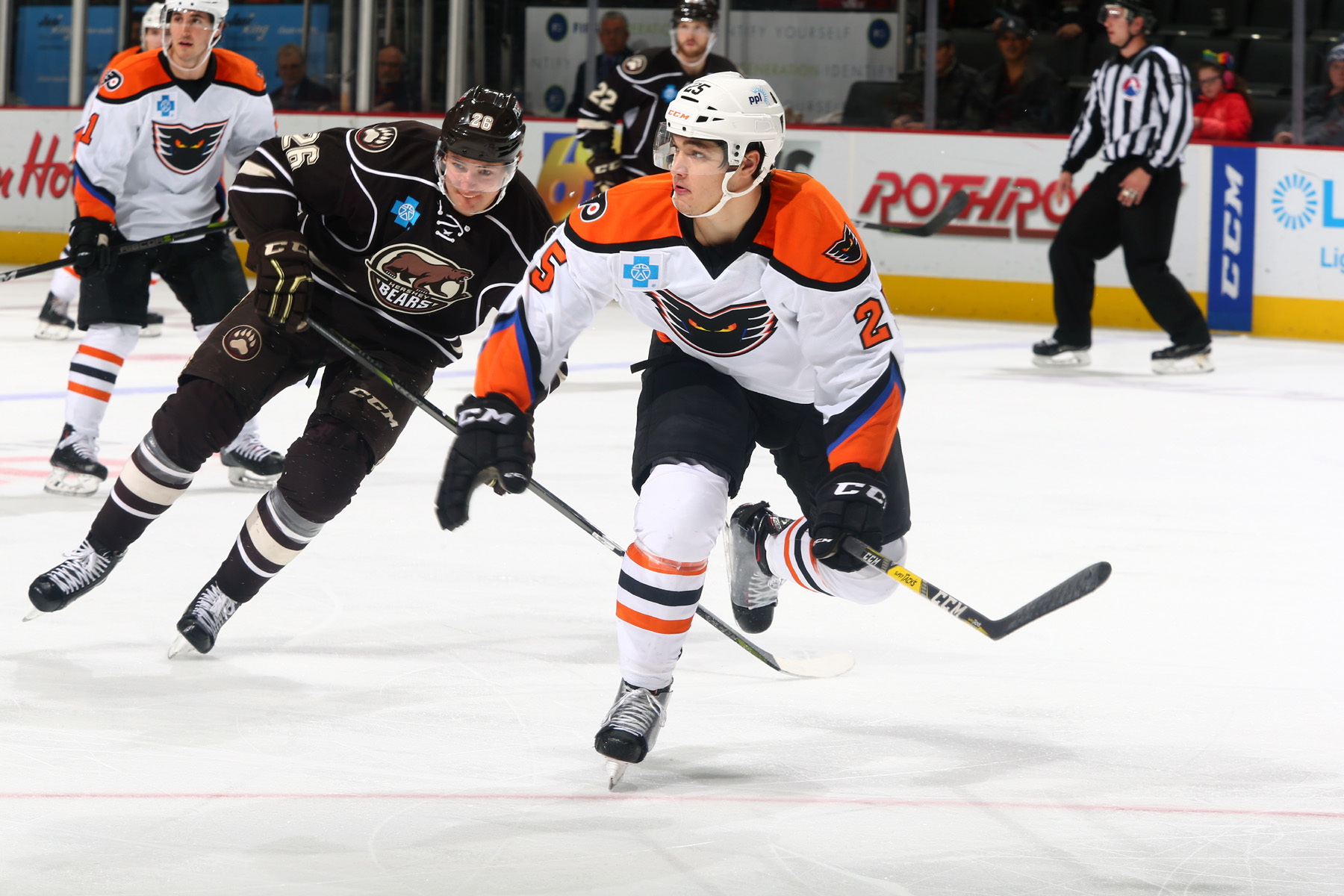 D Frank Hora Recalled from Reading Royals