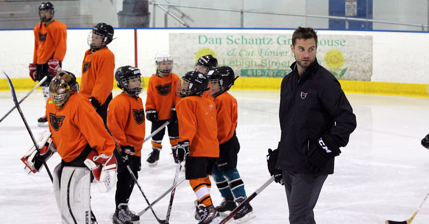 Phantoms Youth Hockey Camp Offers Opportunity to Young Players