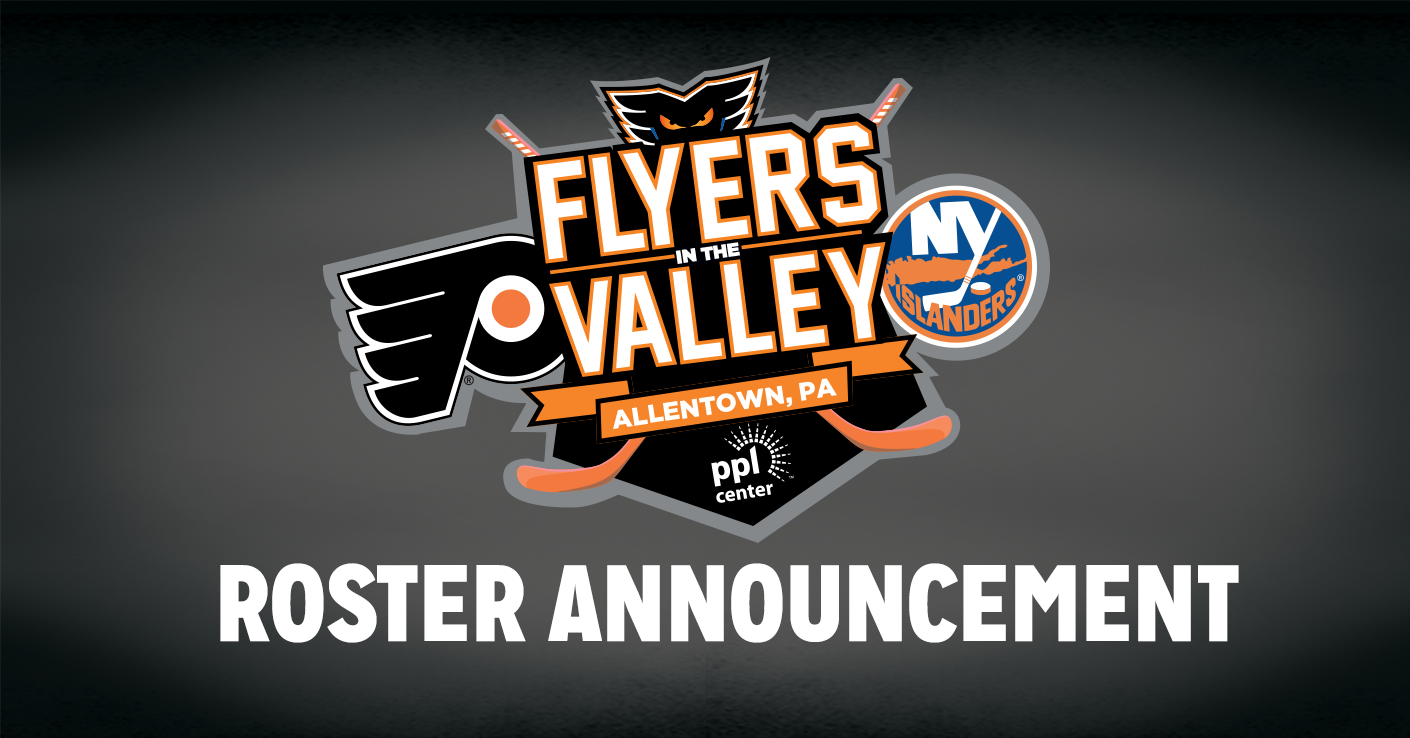 Flyers in the Valley Roster Announcement