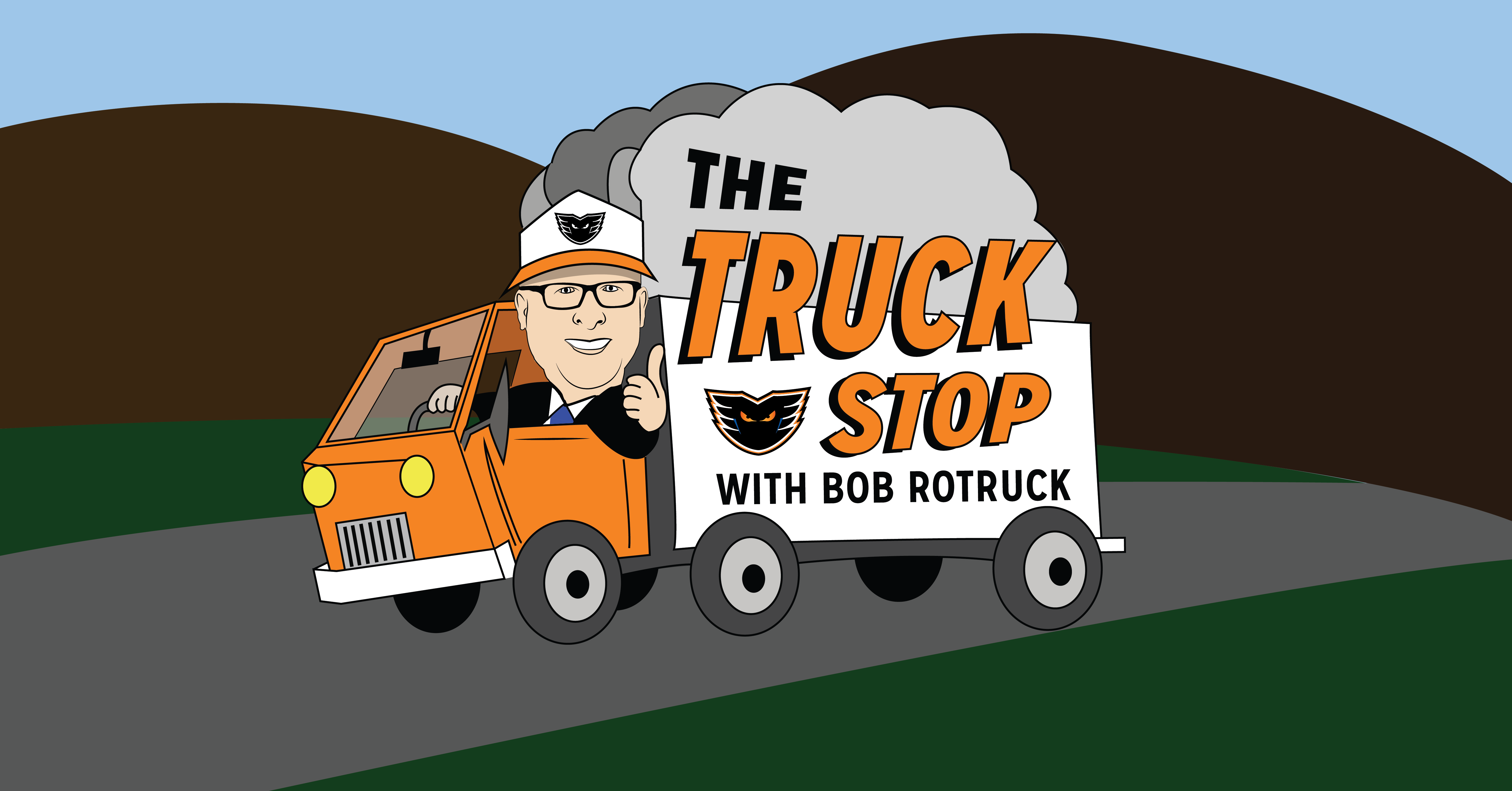 The Truck Stop with Bob Rotruck