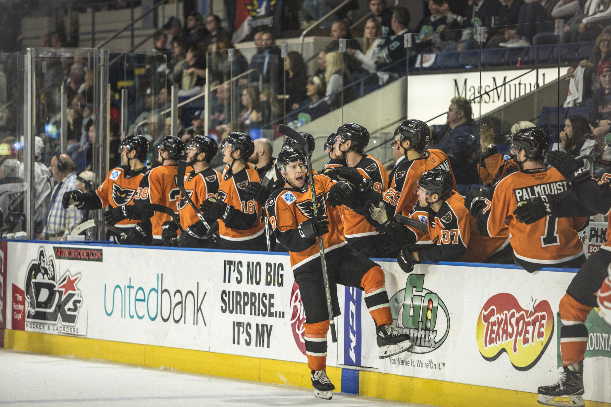 Phantoms Rally From Late Two-Goal Deficit For Comeback Win!