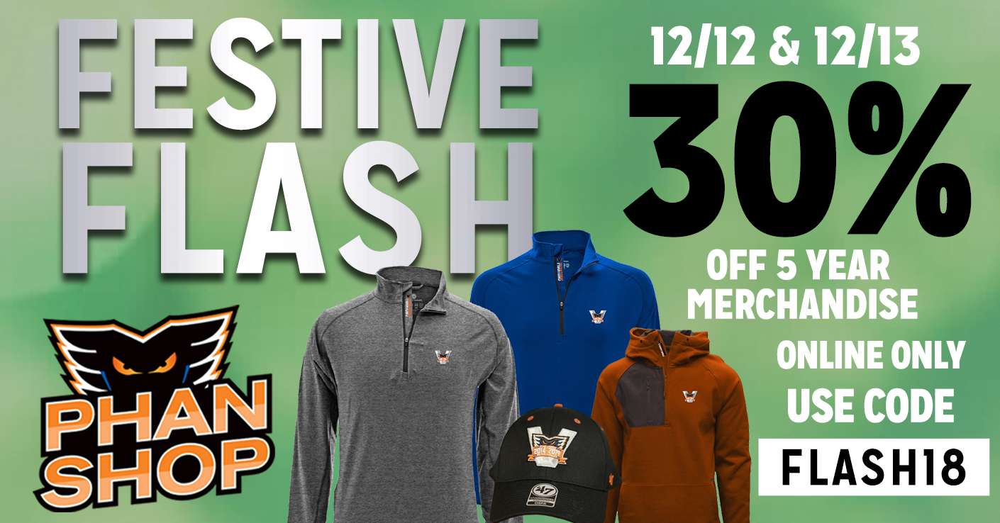 Festive Flash Sale! Score 30% Off 5 Years in the Valley Merchandise