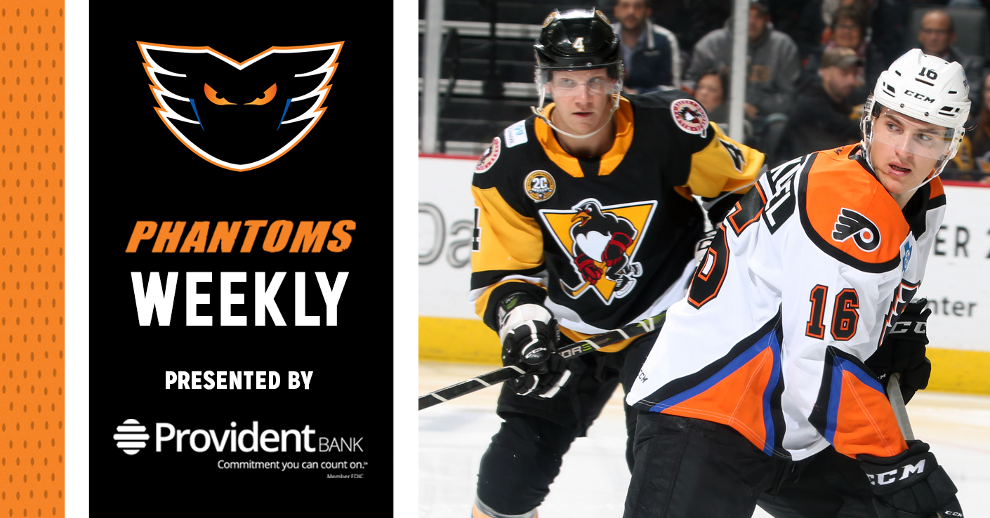 Phantoms Weekly Presented by Provident Bank — 12/11/18