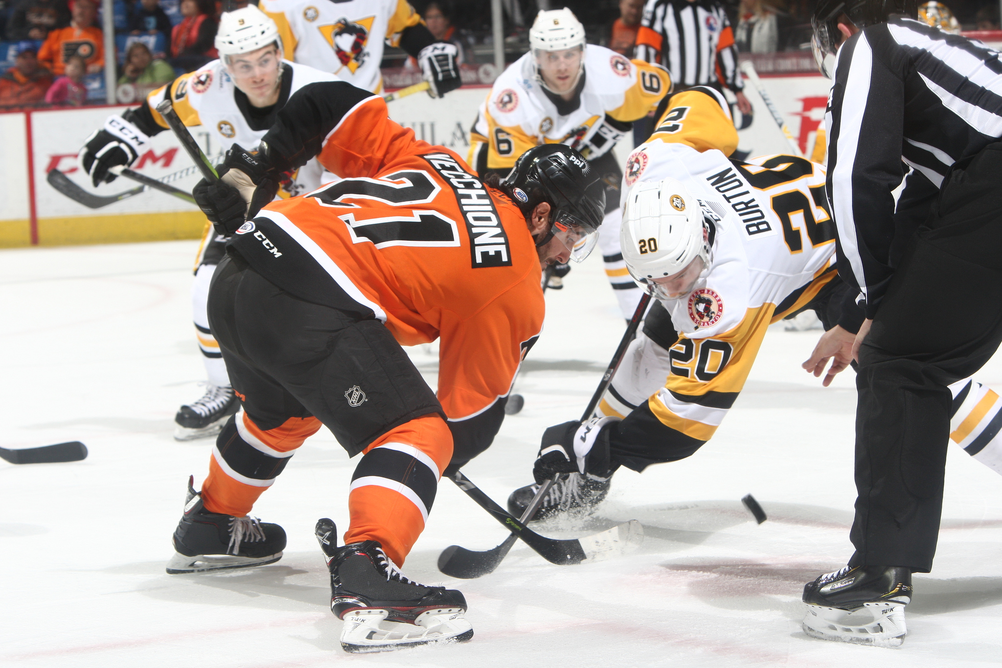 Phantoms Earn 3 Points in Weekend Series with Penguins