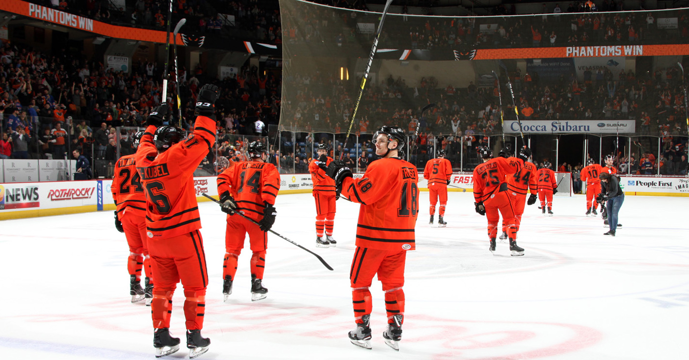 Phantoms Power Play – Presented by Provident Bank (4/9 – 4/16)