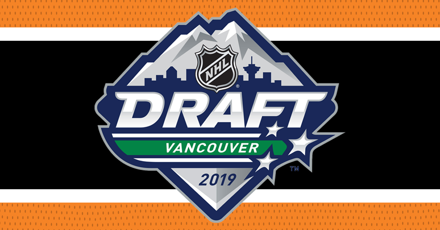 2019 NHL Entry Draft Begins Friday in Vancouver