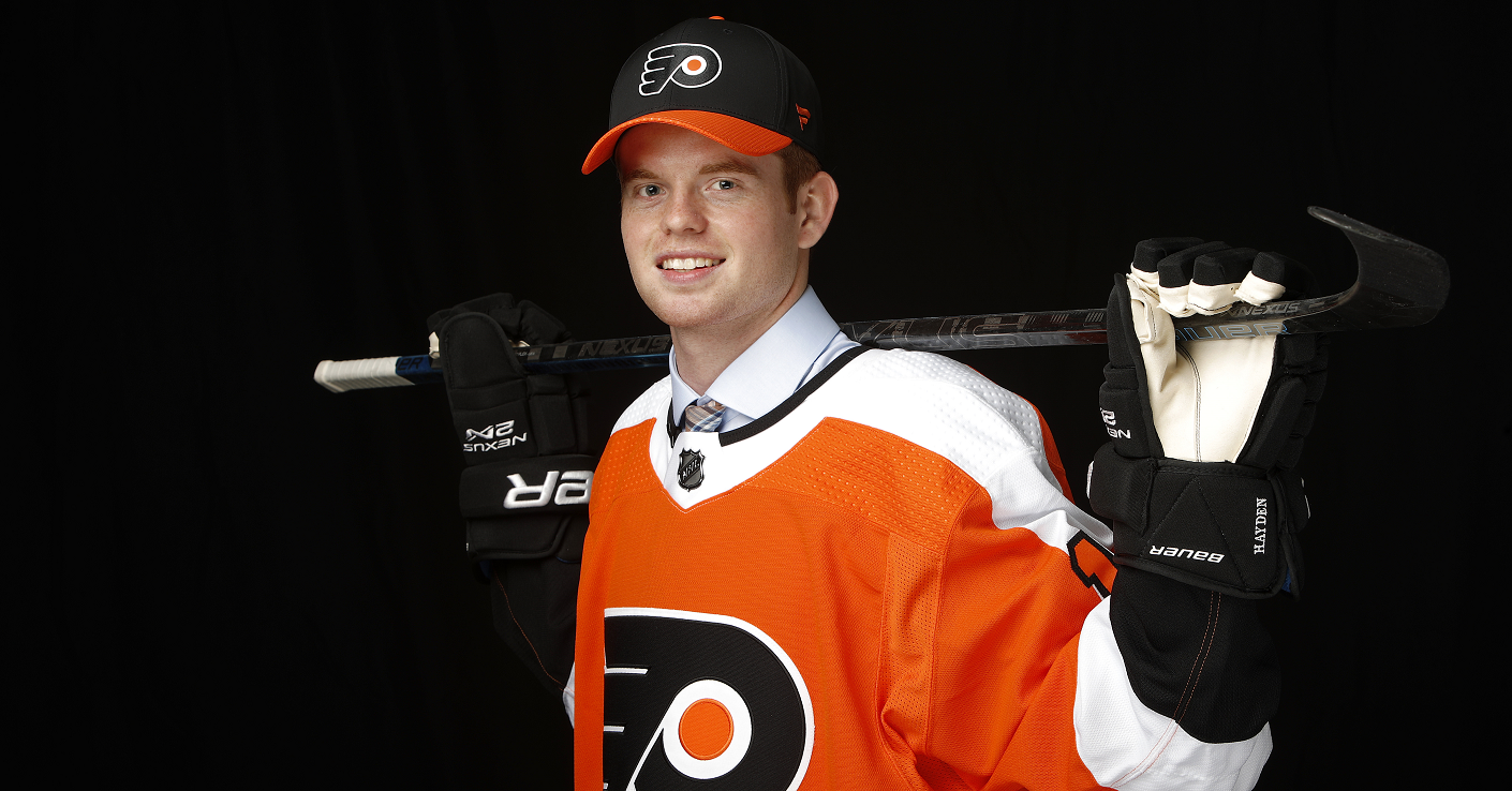 Flyers Make Trade, Take D York in the First Round