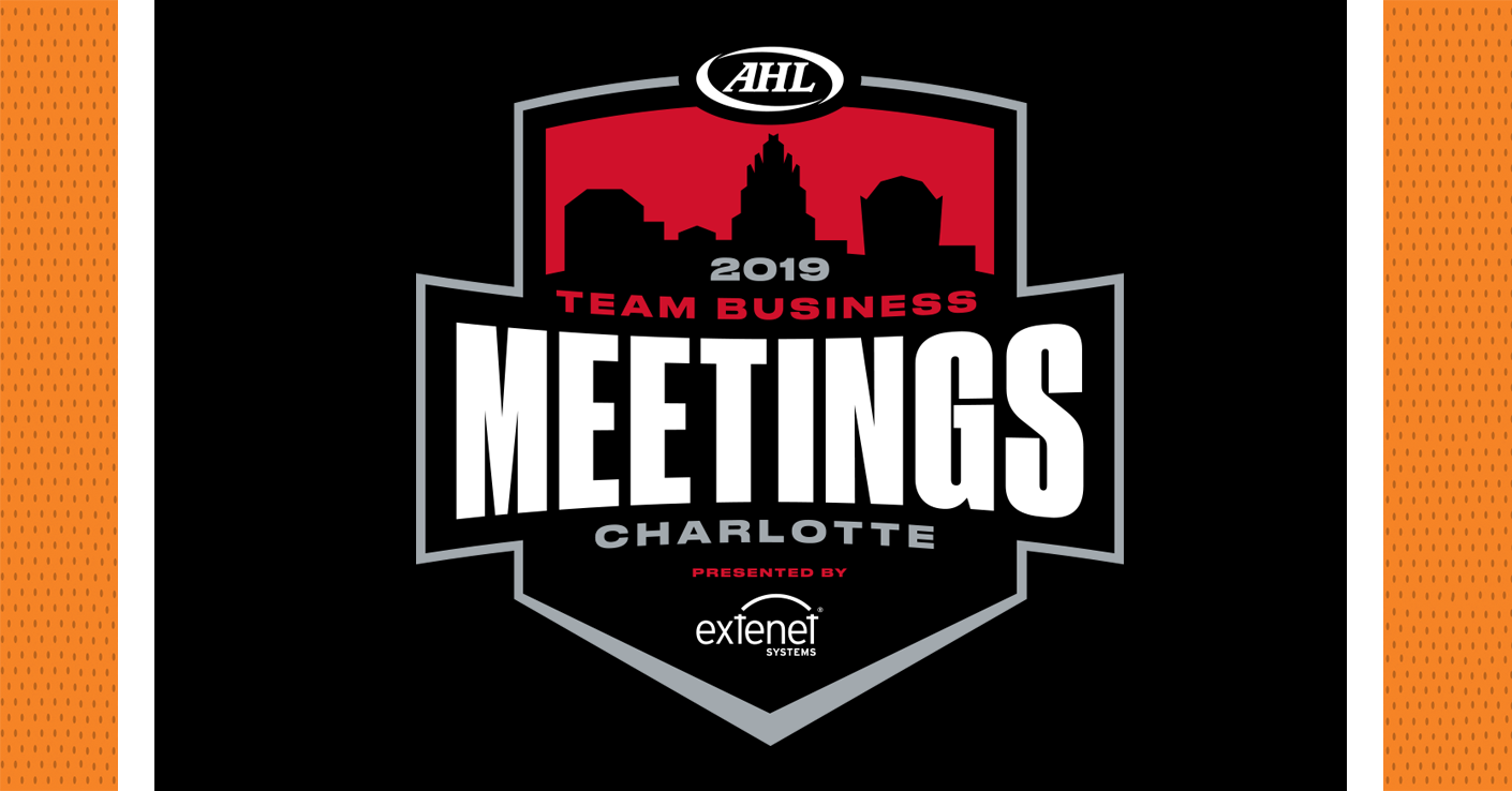 Phantoms Honored by AHL at Annual Business Meetings