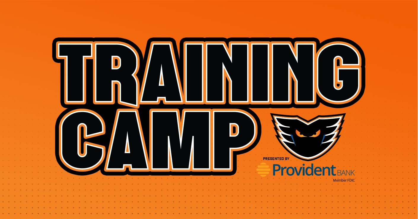 Phantoms Announce 2019-20 Training Camp Schedule and Initial Roster