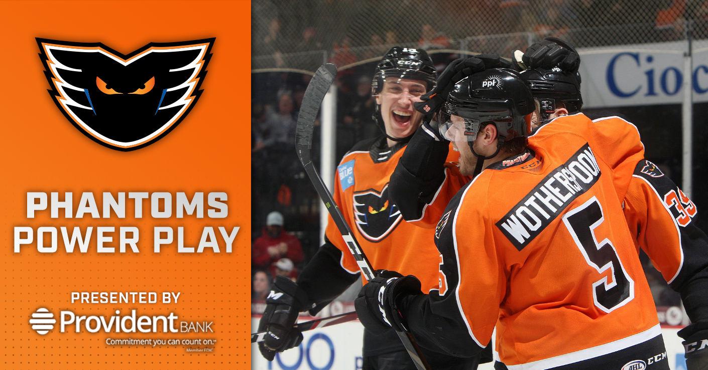 Phantoms Power Play - Presented by Provident Bank  (1/21)