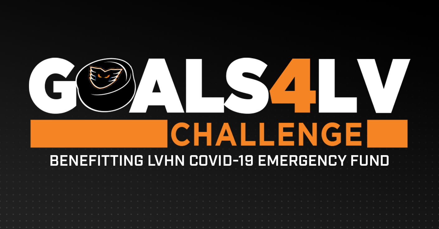 GOALS4LV Challenge Has Raised $6,550 In Just Two weeks