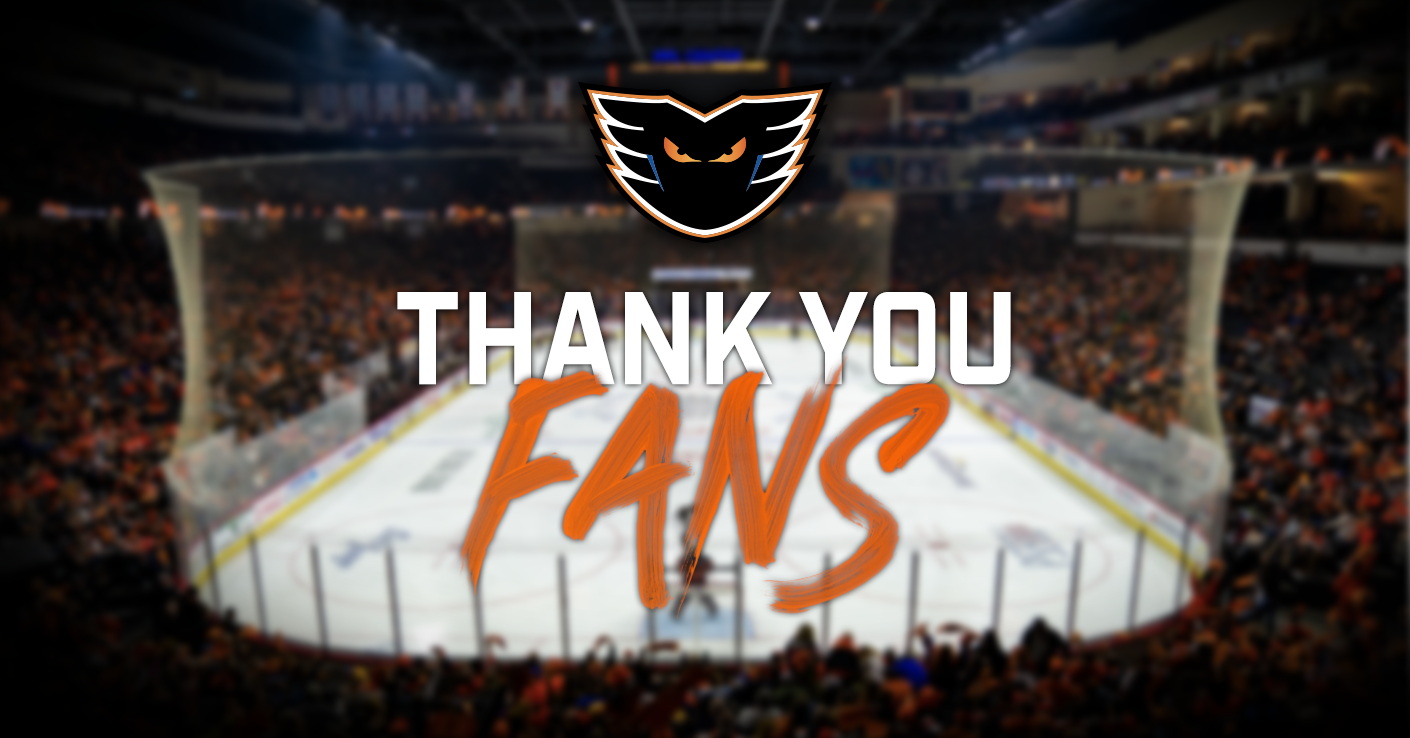 Thank You Fans!