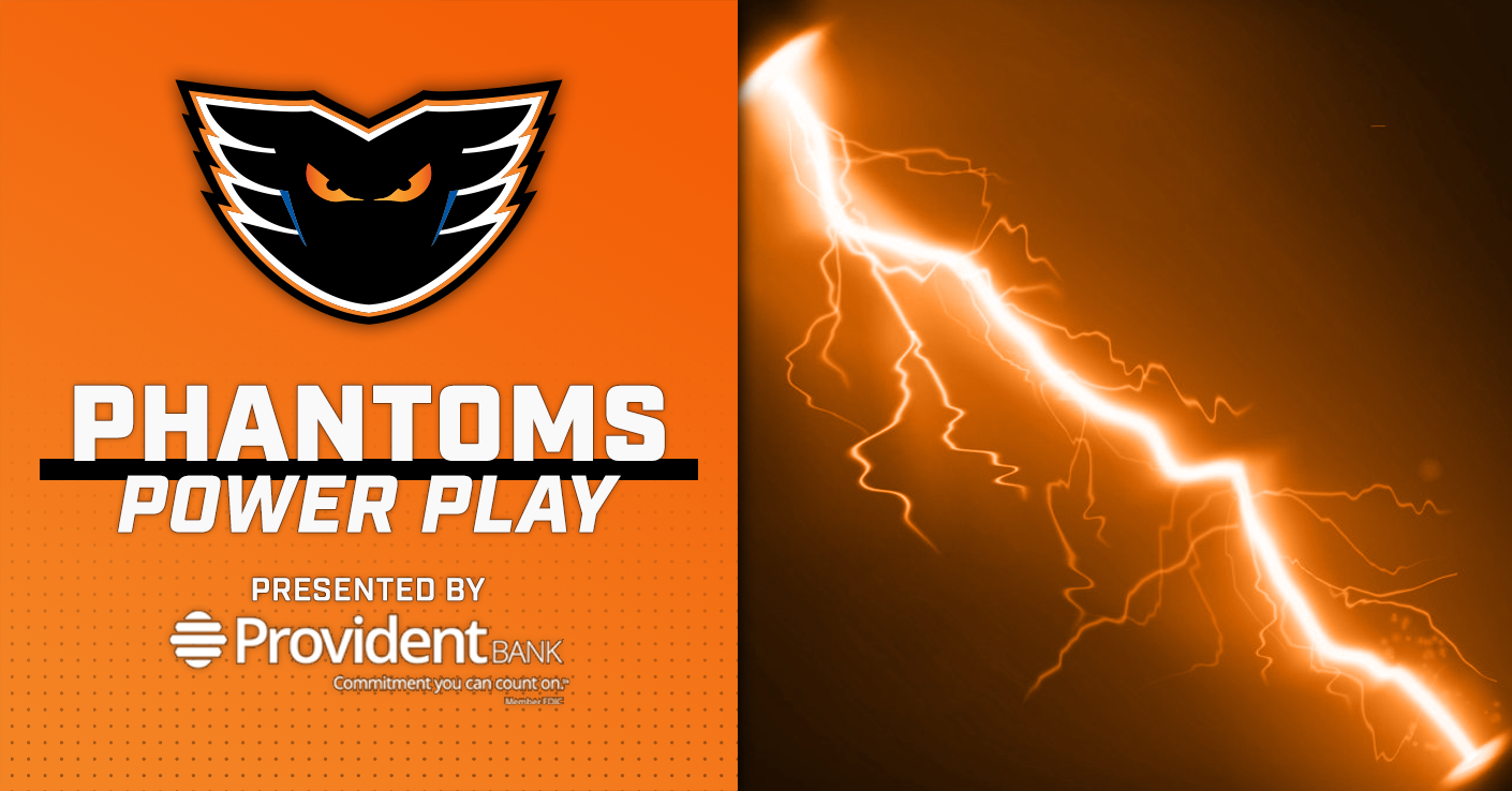 Phantoms Power Play presented by Provident Bank - 3/2/2021