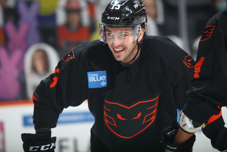 Flyers Sign Five Including Return of Fitzgerald, Addition of AHL MVP Mayhew, 2-Time All-Star Clendening