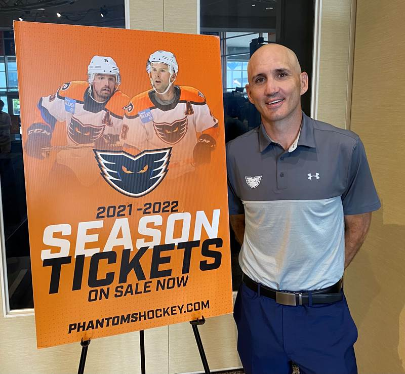 Lappy Wants You to Join Our Season Ticket Phamily!