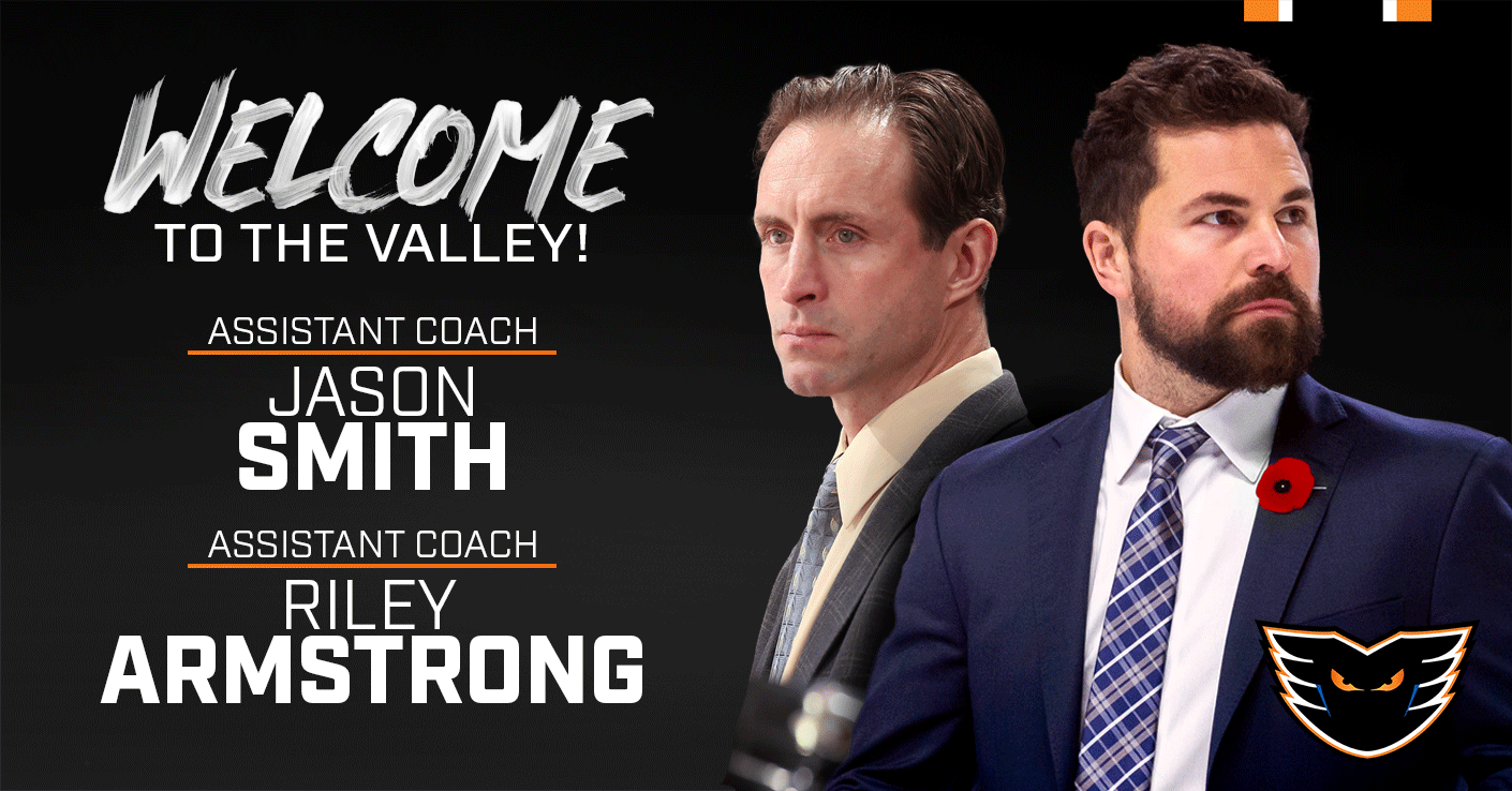 Jason Smith and Riley Armstrong Named Assistant Coaches