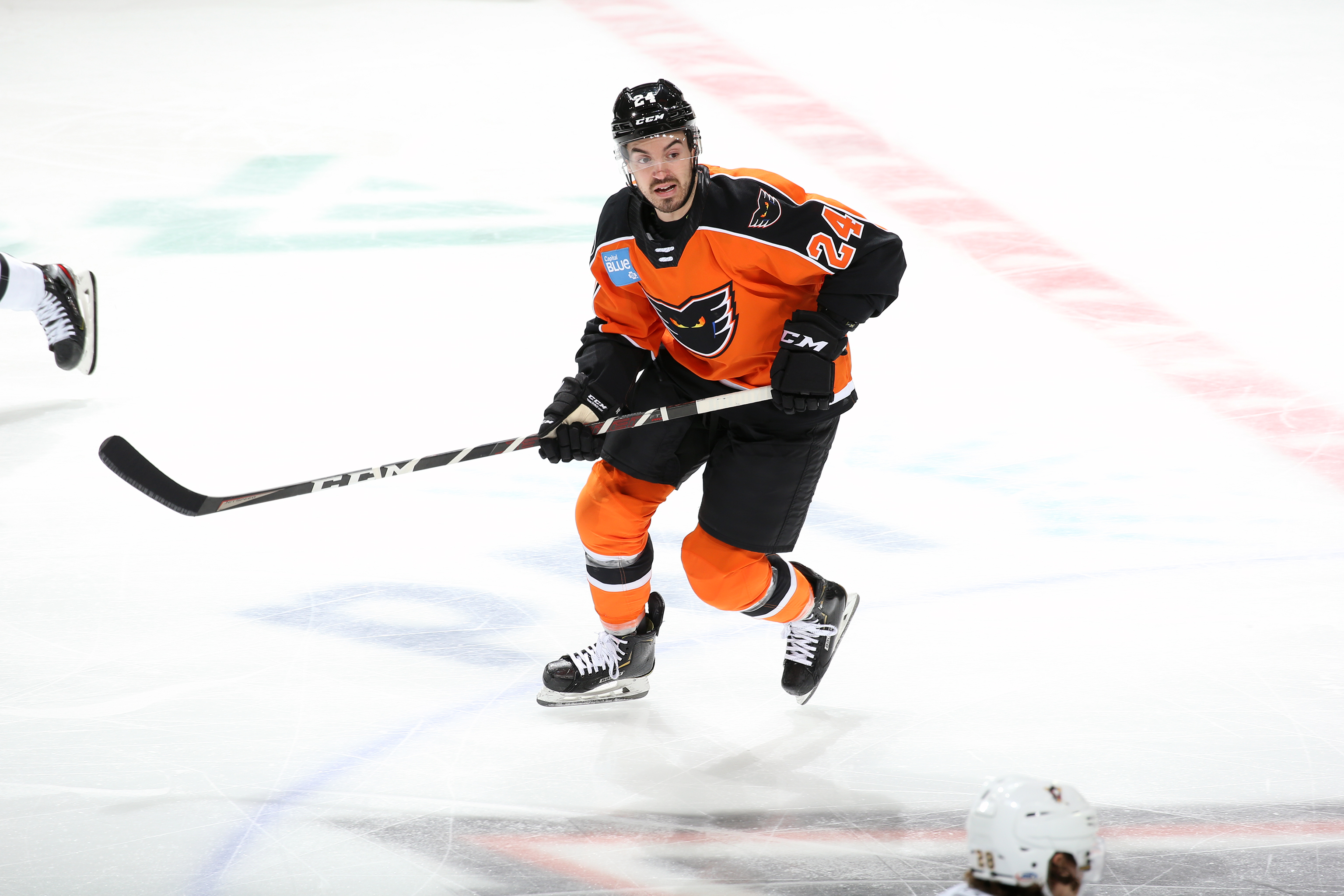 Phantoms Add Four Including Cuddemi and Nagle
