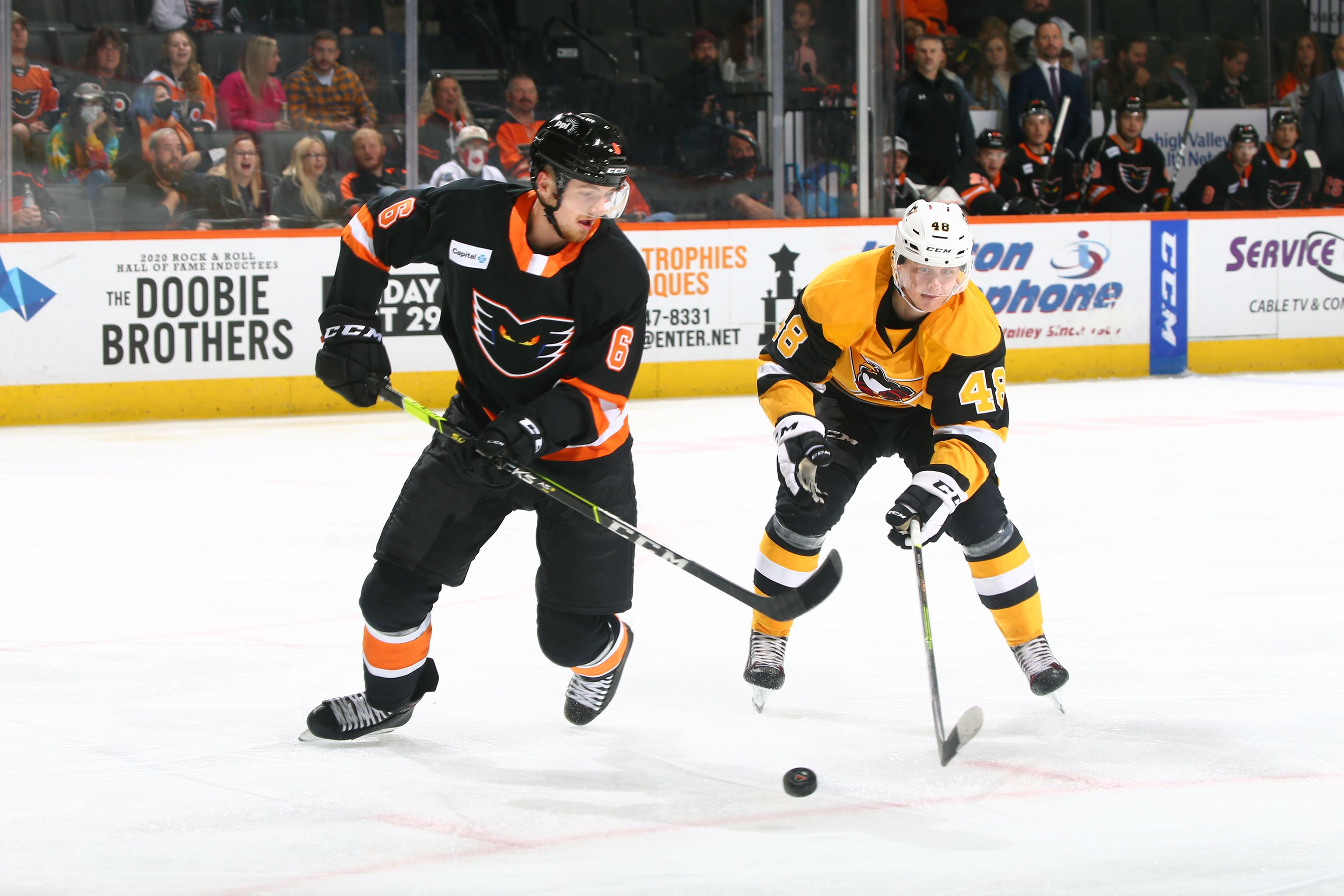 Phantoms Announce Opening Night Roster